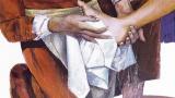 Amoureux éperdu (Jn 13,1-15)