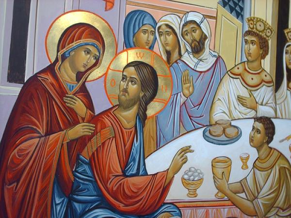 Hâter l'Heure de Dieu (Jn 2,1-11)