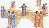Jésus envoie les Douze (Mc 6,7-13)