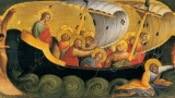 Jésus marche sur les eaux du lac (Mt 14,22-33)