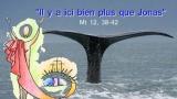 Miracle de conversion (Mt 12,38-42)