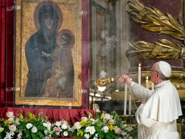Marie,  Étoile de la nouvelle évangélisation