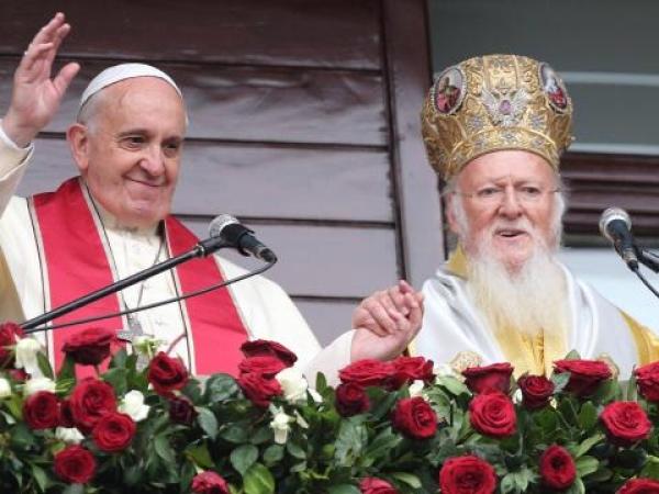 Le dialogue œcuménique