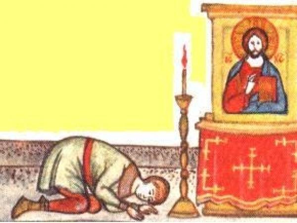 Prière de Carême