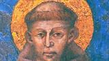 Saint François d'Assise, fêté le 4 octobre