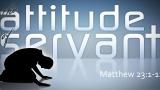 Servir à genoux (Mt 23,1-12)