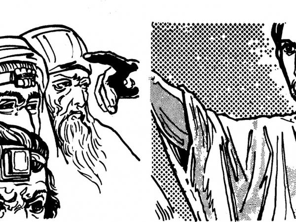 S'évangéliser soi-même (Mt 23, 16-22)
